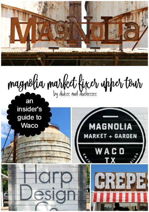 magnolia farms book magnolia market fixer upper tour of waco dukes and duchesses