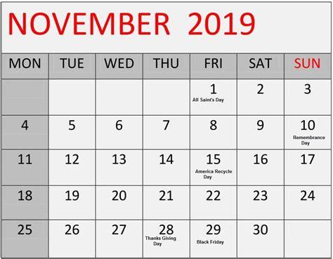 calendar  holidays printable   printable calendar templates
