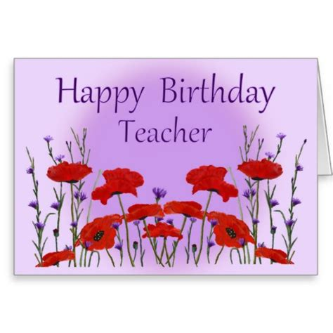 Happy Birthday Wishes To Lecturer Happy Birthday Wishes For Teacher Page 3