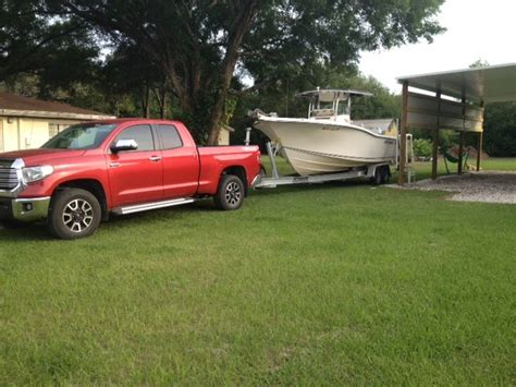 pathfinder boats problems towing pathfinder 2600 with 5 7l tundra the hull truth