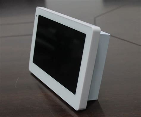 smart home automation 7 inch wall mount android 4 4 4 poe