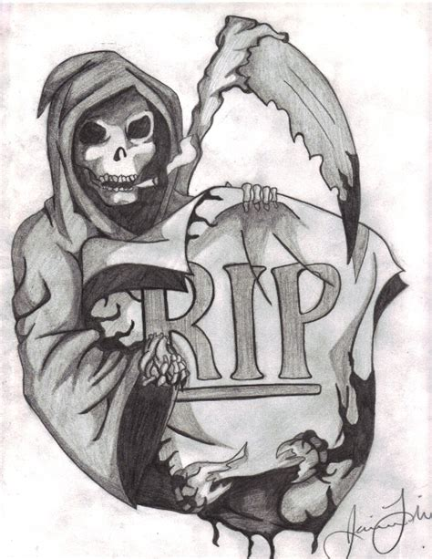 rip tattoo by jaydash9 on deviantart