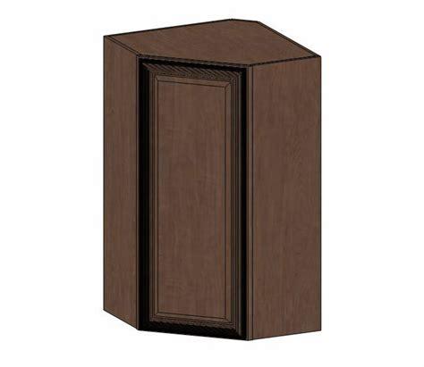 wall diagonal corner cabinet wdc2442 espresso glaze wall diagonal corner cabinet