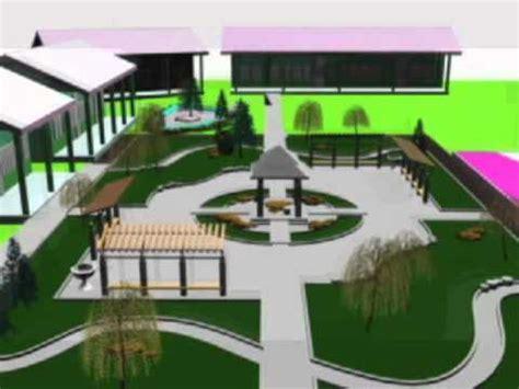 desain gambar sekolah desain taman sekolah youtube