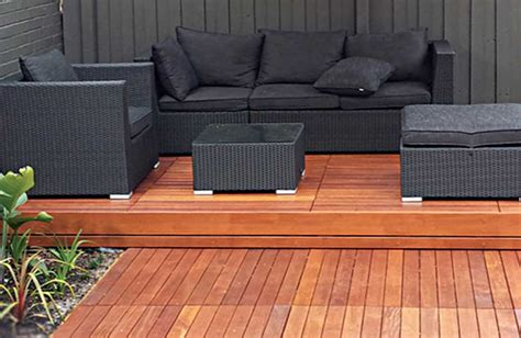 temporary deck build an entertaining deck for your rental home in one