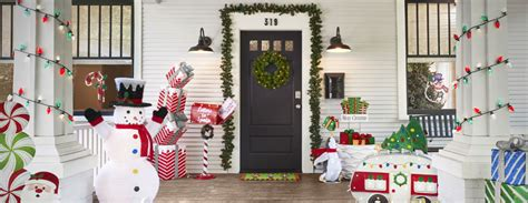 Outdoor Christmas Decorations   At Home