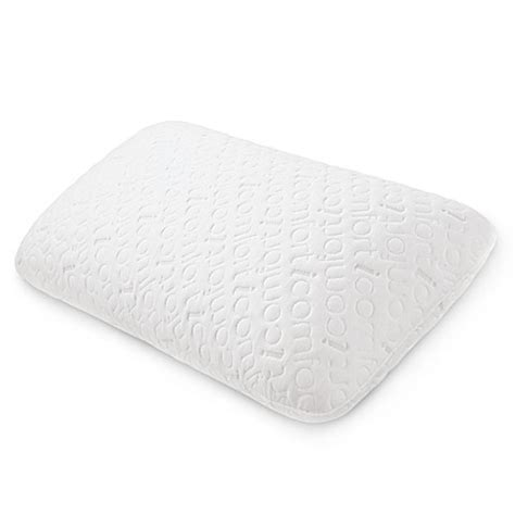 serta bed pillows serta 174 icomfort 174 sleep system renewal refined latex pillow