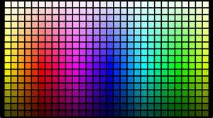 hex color chart social networks color hex codes janes oosthuizen