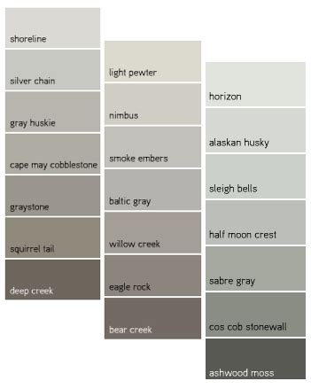 types of gray a color specialist in charlotte 8 1 11