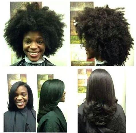 black hairstyles pressed hair pressed natural hair beauty pinterest