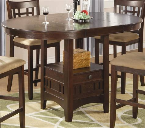 Kitchen Table Height by Counter Height Kitchen Tables Traditional Counter