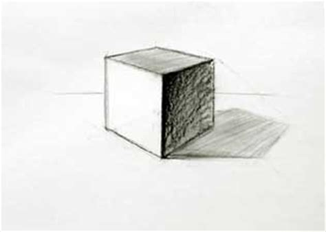drawing cube how to draw cube