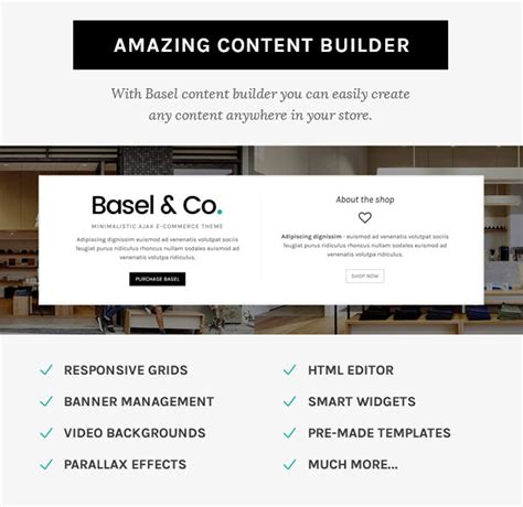 themeforest basel basel lightweight yet powerful opencart theme by