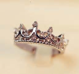 jewels tiara ring ring silver diamonds princess