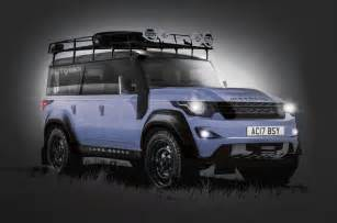 new land rover defender to launch in 2018 autocar