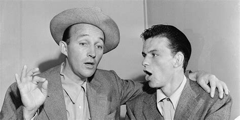 bing crosby or frank sinatra why frank and not bing huffpost