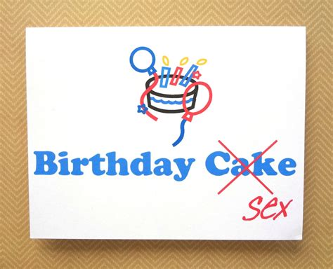 Birthday Cards For Adults Birthday Card For Adults Sexy Birthday Card By