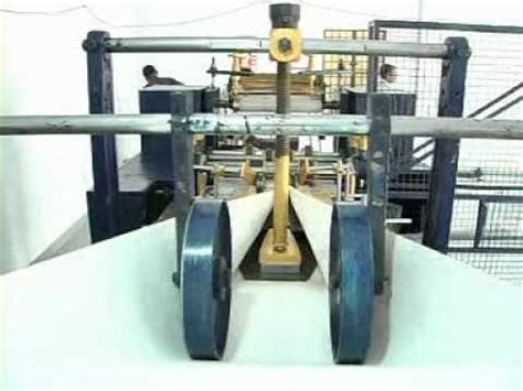 Automatic Paper Bag Machine - fmcg automatic paper bag machine
