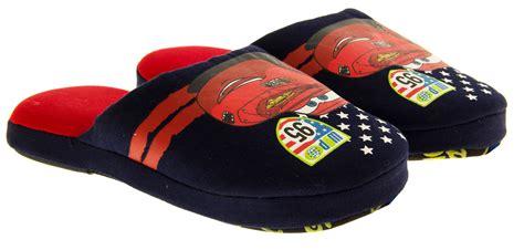 disney car slippers boys lightning mcqueen disney cars slipper mules slip