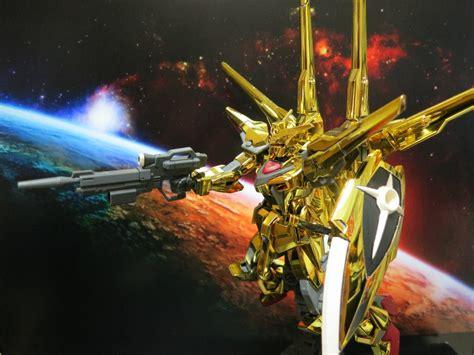 1 144 Hg Owashi Akatsuki Gundam hg 1 144 shiranui akatsuki gundam orb 01 modeled by my gunpla showcase big size images gunjap
