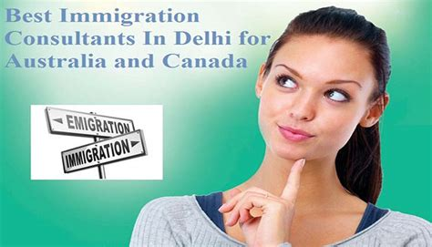 Find In Immigration How To Find The Best Immigration Consultant In Delhi