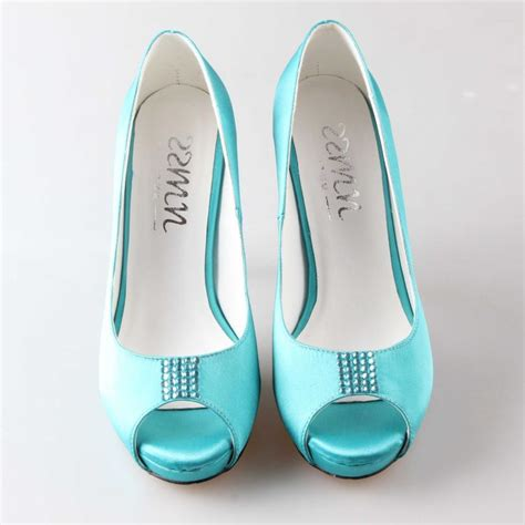 Wedding Shoes Turquoise by Best 25 Turquoise Wedding Shoes Ideas On Teal
