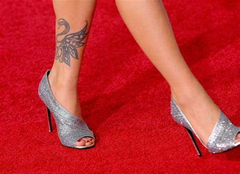 lacey sturm tattoos mosley photos 52nd annual grammy awards arrivals