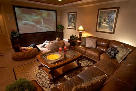 top six basement spaces hgtv