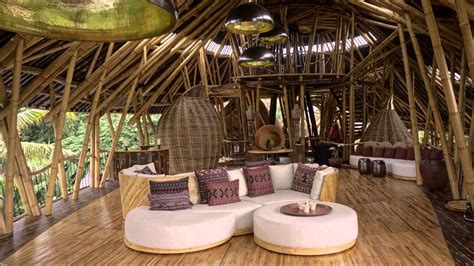 Pedestal Homes Bello Bamboo See Our Tour Workshops In Bali Youtube