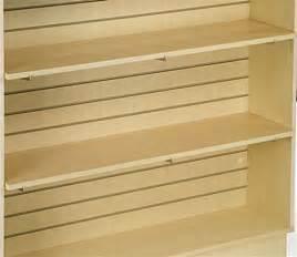 maple wall shelves melamine slat wall shelving maple laminate finish