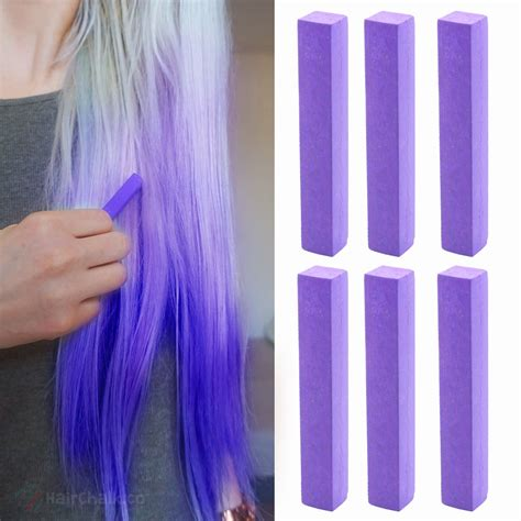 purple temporary hair color mistery 6 plum mistique violet purple hair color hairchalk