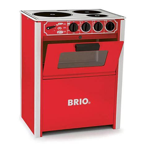 brio stove brio red stove brio 31355 toy kitchen brio red stove