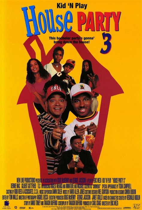 house party the movie house party 3 1994 movie posters