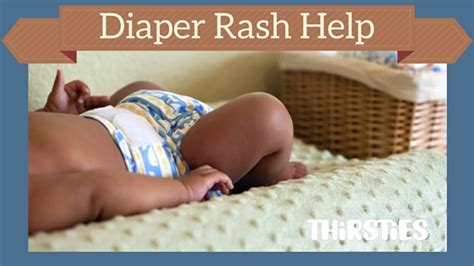 Really Bad Diaper Rash Warning Very Graphic Pic Included | diaper rash help thirsties baby