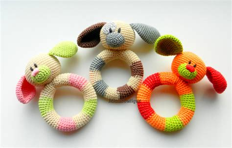 Handmade Baby Toys Patterns - sale baby rattle teething baby grasping teething