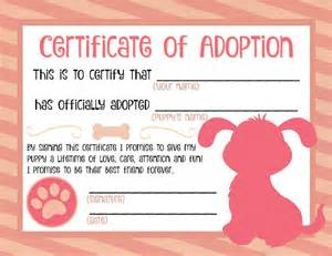 the 25 best ideas about adoption certificate on pinterest
