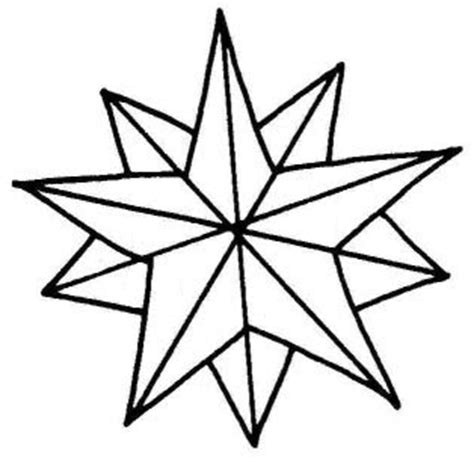 coloring pages of a christmas star christmas star clip art pictrures and drawing art images