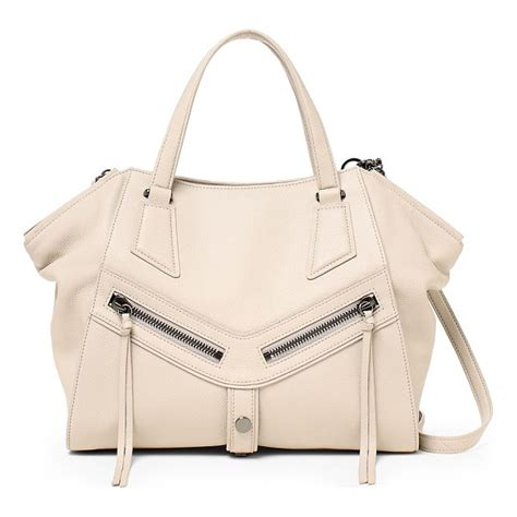Botkier Vixen Ruched Dome Satchel by Botkier Trigger Angled Leather Satchel Nudevotion