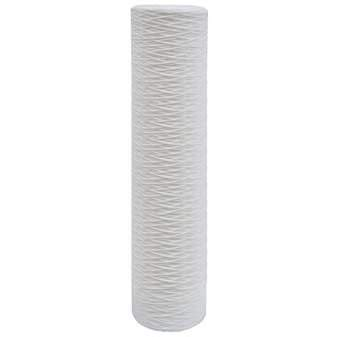 Filter Big Pp Sediment 20inch Filter Air Cartridge Big Berkualitas filtercor fcp25s20p 20 quot x4 5 quot string wound polypropylene 25 micron sediment filter