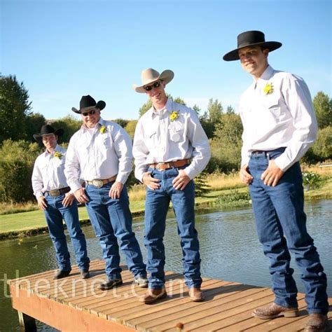 a family for the rancher cowboys to grooms books rustic groomsmen looks