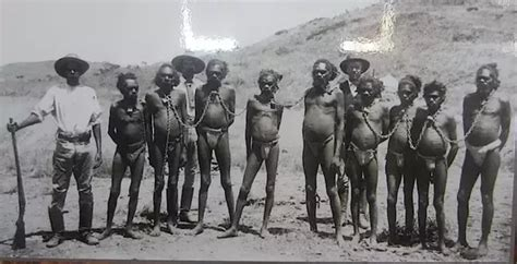 boat crash qld why were the australian aboriginals chained and put in