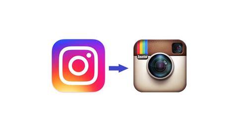 Imagenes Cool De Instagram   instagram c 243 mo regresar al logo anterior sencillo truco