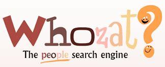 Whozat The Search Engine Whozat Knocking On Your Door Quot The Search Engine Quot Jacob