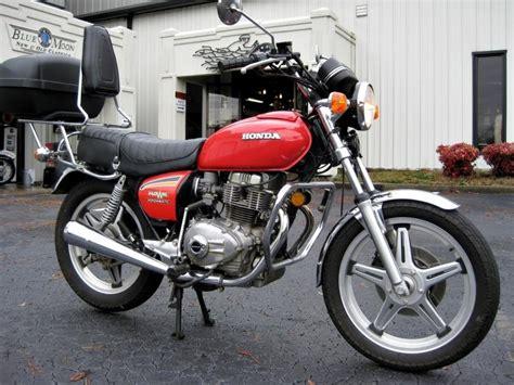 1978 honda cb400a 1978 honda cb 400 motorcycles for sale