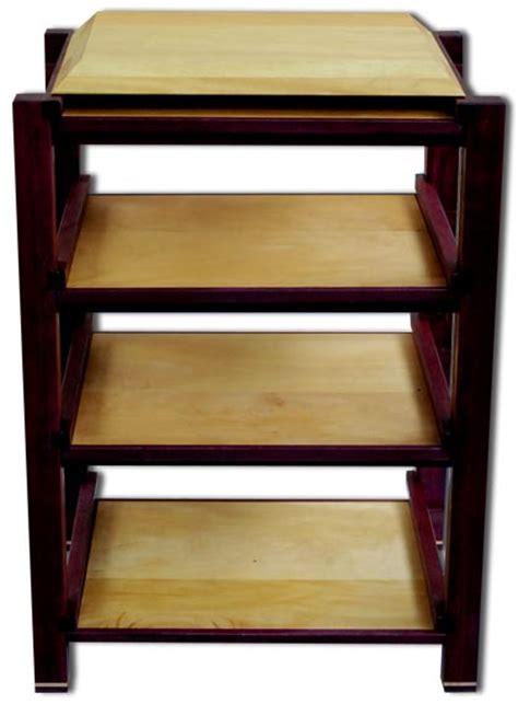Wood Audio Rack by Pdf Diy Wooden Audio Rack Wooden Bed Designs In