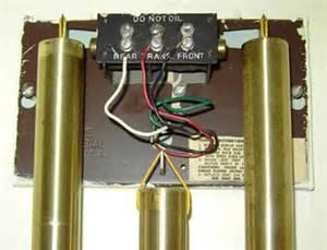 vintage door chimes mechanisms