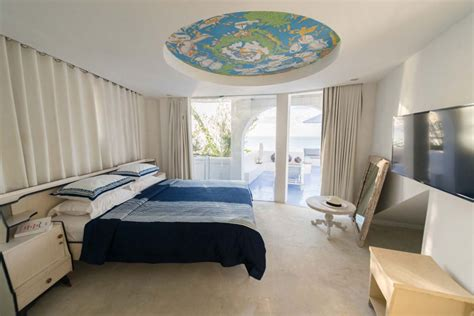 santorini bedroom 9 luxury penthouse rooftop suites in bali with
