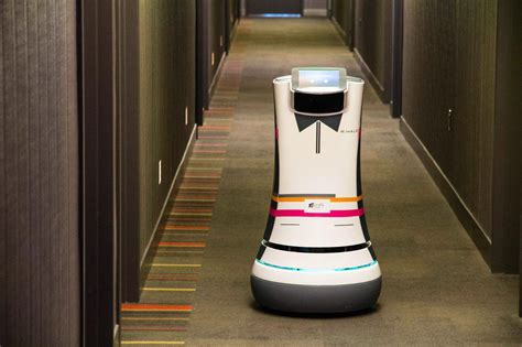 Take Me Out Of The Bathtub Robot Butlers Roll Into Action At Starwood Hotels Nbc News