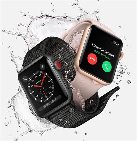 Apple Serie 3 Montre by Apple Series 3 La Montre Connect 233 E Totalement Autonome Conseils D Experts Fnac