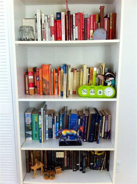 bookshelf inside dores vanderbilt